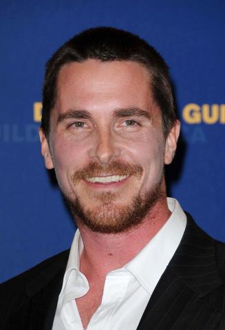 Christian Bale - Century City - 31-01-2009 - Aronofsky difende l'iracondo Bale