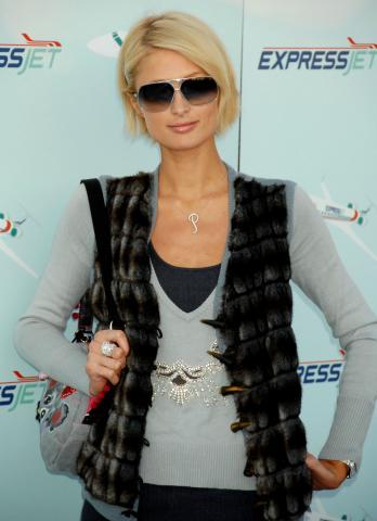 Paris Hilton - Sundance - 17-01-2009 - Paris non puo' entrare