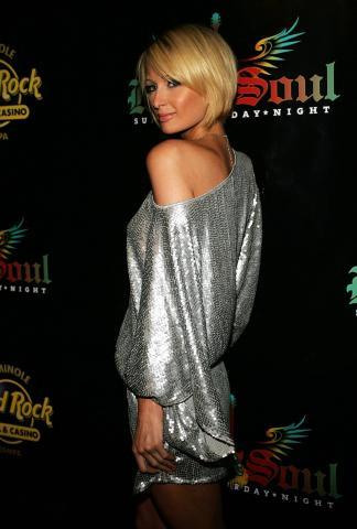 Paris Hilton - Tampa - 31-01-2009 - Paris non puo' entrare