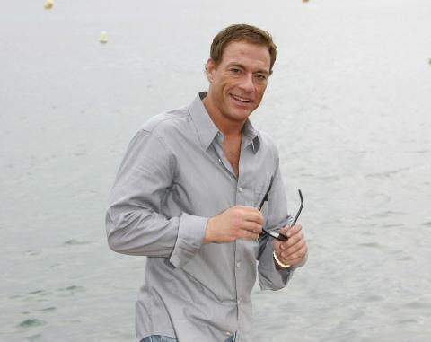 Jean-Claude Van Damme - Cannes - 17-05-2008 - Van Damme di nuovo sul grande schermo per dimostrare al figlio che suo padre non e' un perdente