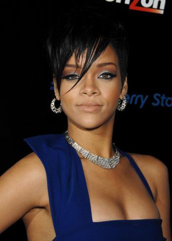 Rihanna - Hollywood - 06-02-2009 - Terrificanti le lesioni inflitte da Chris Brown a Rihanna