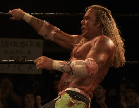 Mickey Rourke - 09-02-2009 - Mickey Rourke ospite alla 25esima edizione di Wrestlemania
