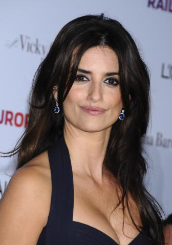 Penelope Cruz - Barcellona - 10-02-2009 - The Millionaire, Penelope Cruz e Heath Ledger i piu' vicini all'Oscar