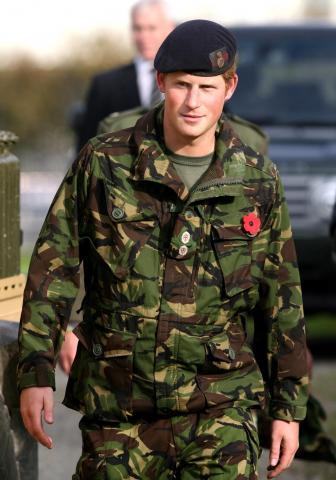 Principe Harry - Los Angeles - 04-11-2008 - Il principe Harry ancora nei guai per il suo razzismo