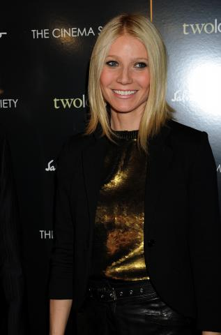 Gwyneth Paltrow - New York - 11-02-2009 - Gwyneth Paltrow potrebbe convertirsi alla Kabbalah