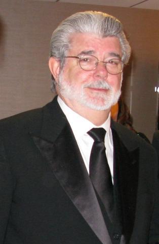George Lucas - Beverly Hills - 14-02-2009 - LucasFilm e Pixar si accordano contro la competizione sleale