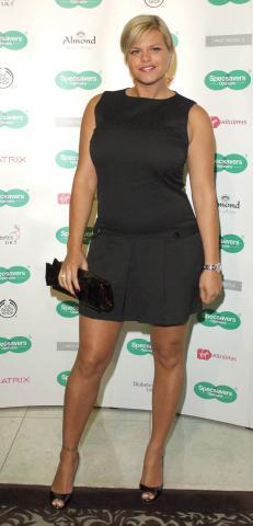 Jade Goody - Londra - 16-02-2009 - I Beckham sono vicini all'amica Jade Goody