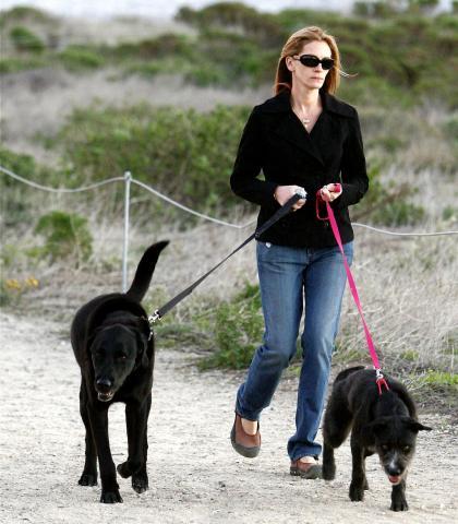 Julia Roberts - Malibu - 14-01-2009 - Julia Roberts produrrà una commedia indipendente