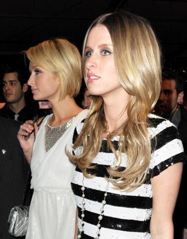 Nicky Hilton, Paris Hilton - New York - 16-02-2009 - Nicky Hilton ha fatto arrestare un vagabondo