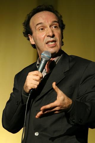 Roberto Benigni - Stra - Roberto Benigni forse nel prossimo film di Woody Allen
