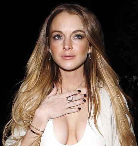 Lindsay Lohan - West Hollywood - 23-02-2009 - Il padre di Lindsay Lohan teme per la salute della figlia
