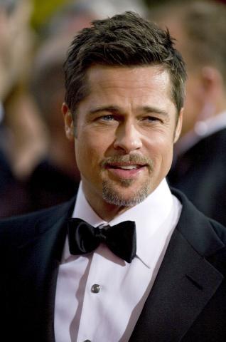 Brad Pitt - Hollywood - 23-02-2009 - Brad Pitt si da' alla politica