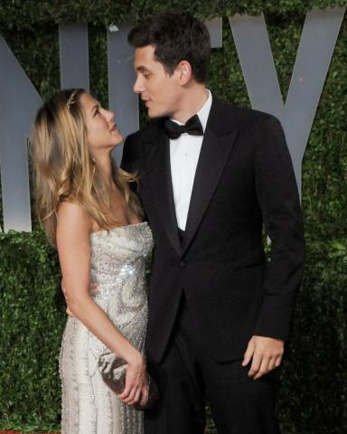 John Mayer, Jennifer Aniston - West Hollywood - 22-02-2009 - Jennifer Aniston e John Mayer si sono lasciati