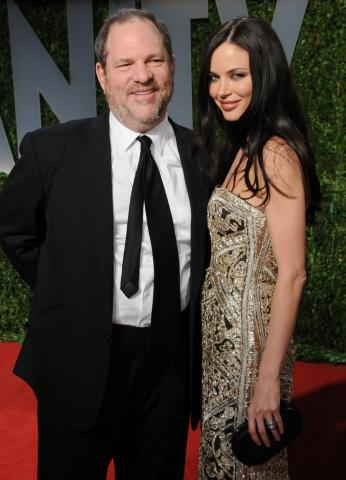 Harvey Weinstein, Georgina Chapman - West Hollywood - 22-02-2009 - Harvey Weinstein respinge un'idea di Barack Obama per un film