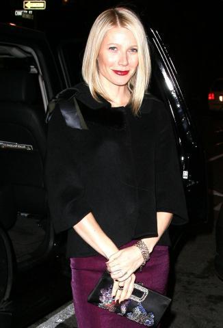 Gwyneth Paltrow - New York - Gwyneth Paltrow colpita dalla crisi economica