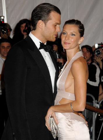 Tom Brady, Gisele Bundchen - New York - 05-05-2008 - Il marito di Gisele Bundchen ha rischiato di annegare