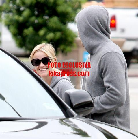 Jake Gyllenhaal, Reese Witherspoon - Brentwood - 02-03-2009 - Jake Gyllenhaal e Reese Witherspoon sono la coppia perfetta