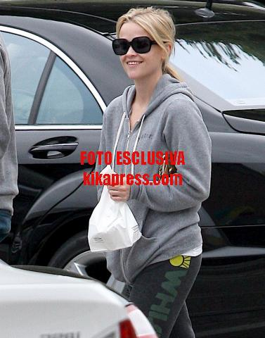 Reese Witherspoon - Brentwood - 02-03-2009 - Jake Gyllenhaal e Reese Witherspoon sono la coppia perfetta