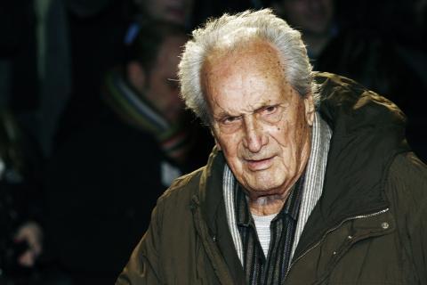 Ottavio Missoni - Milano - 02-03-2009 - E' morto a novantadue anni Ottavio Missoni