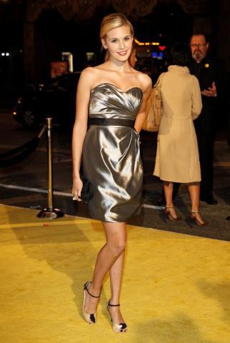 Maggie Grace - Maggie Grace scambiata per una prostituta
