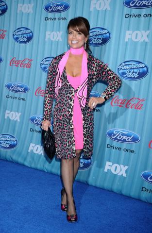 Paula Abdul - Los Angeles - 05-03-2009 - Paula Abdul vuole lasciare American Idol