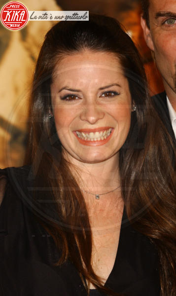 Holly Marie Combs - Westwood - 01-12-2003 - TV: Holly Marie Combs di Streghe incinta del secondo figlio