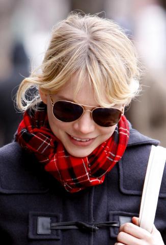 Michelle Williams - New York - 06-03-2009 - Michelle Williams vuole trasferirsi in Francia per fuggire dai paparazzi