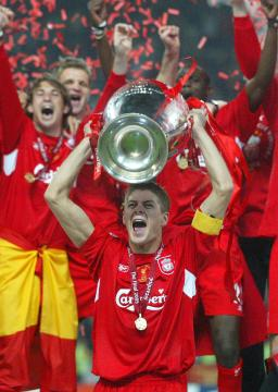 Steven Gerrard - Istanbul - 26-05-2005 - Arrestato per rissa il capitano del Liverpool Steven Gerrard