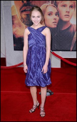 Annasophia Robb - Hollywood - 11-03-2009 - AnnaSophia Robb interpreterà la giovane Carrie nel prequel di Sex and the city