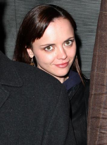 Christina Ricci - Hollywood - 12-03-2009 - Christina Ricci ha annunciato il suo fidanzamento