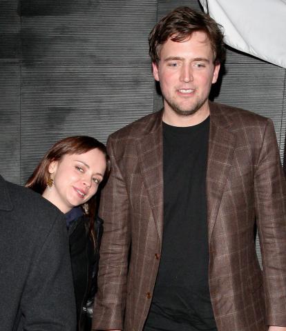 Owen Benjamin, Christina Ricci - Hollywood - 12-03-2009 - Christina Ricci ha annunciato il suo fidanzamento