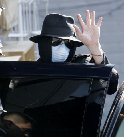 Michael Jackson - Hollywood - 12-03-2009 - Michael Jackson, una serie tv sugli ultimi giorni del Re del Pop