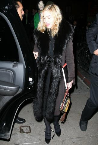 Madonna - Hollywood - 12-03-2009 - Madonna e Guy Richie trovano accordo per affidamento dei figli