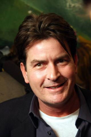 Charlie Sheen - Los Angeles - 16-03-2009 - Due gemelli per Charlie Sheen
