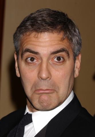 George Clooney - Beverly Hills - 28-01-2006 - L'ultima puntata di ER è stata girata in segreto