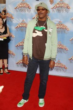 Samuel Jackson - Los Angeles - 04-06-2005 - Samuel L. Jackson torna a fare coppia con Quentin Tarantino