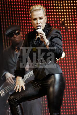 """Anastacia - Vienna - 09-03-2009 - Anastacia vince di nuovo: """"Ho sconfitto il cancro"""""""