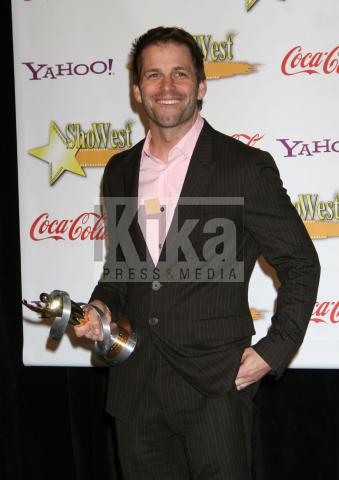 Zack Snyder - Las Vegas - 03-04-2009 - Zack Snyder scelto per dirigere Superman