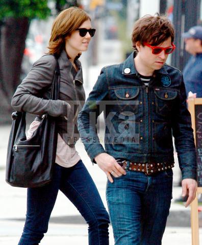 Ryan Adams, Mandy Moore - Beverly Hills - 02-04-2009 - Le nozze top secret delle celebrities