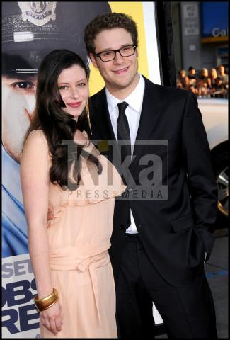 Lauren Miller, Seth Rogen - Hollywood - 06-04-2009 - Seth Rogen si sposa