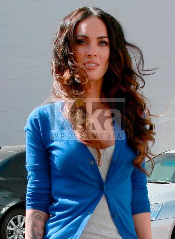 Megan Fox - Los Angeles - 30-03-2009 - Megan Fox Catwoman? Era solo un pesce d'aprile