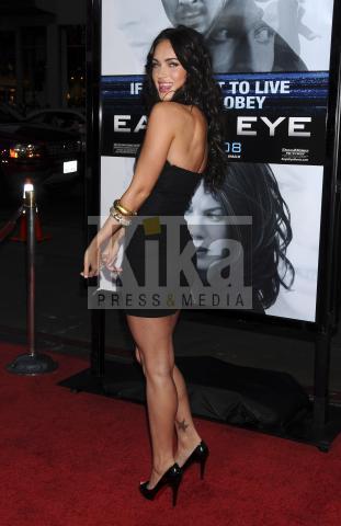 Megan Fox - Hollywood - 17-09-2008 - Megan Fox Catwoman? Era solo un pesce d'aprile