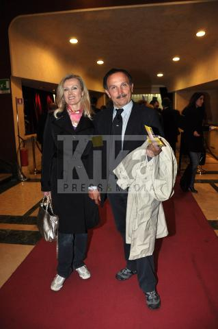 Anita, Alessandro Di Pietro - Roma - 19-04-2009 - Maurizio Costanzo alla prima de