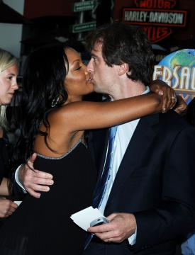 Mike Nilon, Garcelle Beauvais-Nilon - 13-06-2005 - Garcelle Beauvais-Nilon divorzia
