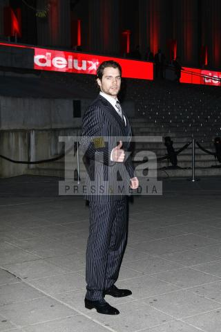 Henry Cavill - New York - 21-04-2009 - Il nuovo Superman ha un volto, e' Henry Cavill