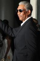 Morgan Freeman - New York - 15-07-2008 - Morgan Freeman e Matt Damon insieme per Invictus di Clint Eastwood