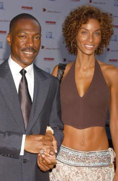 """moglie, Eddie Murphy - Pacific Palisades - 09-07-2005 - Ex moglie del comico, """"sarebbe bello se Eddie fosse di nuovo padre"""""""