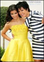 Kris Kardashian, Kim Kardashian - Montecarlo - 10-06-2009 - Kim Kardashian fa saltare l'allarme del Louvre