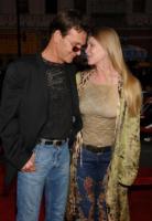 Lisa Niemi, Patrick Swayze - Hollywood - 04-05-2006 - La A&E dice no alla seconda serie del telefilm di Patrick Swayze