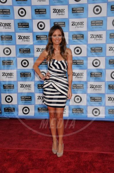 Cat Sadler - Westwood - 23-06-2009 - Sul red carpet, l'optical è… l'optimum!